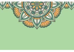 装饰美丽背景的几何圆元素_12919671