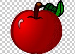 Apple,苹果水果PNG剪贴画食物,颜色,封装的PostScript,水果,桌面
