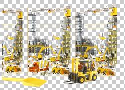 挖掘机起重机拆除,挖掘机PNG剪贴画建筑,汽车,工程,工业,挖掘机矢