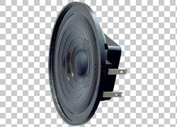 扬声器低音炮麦克风高音扬声器CD播放器,vis识别系统PNG剪贴画麦