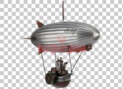 蒸汽朋克飞艇工业革命时间机器礼物,轮船PNG剪贴画杂项,茶,其他,
