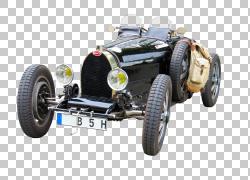 Car Bugatti Type 35 Bugatti Type 57,车轮PNG剪贴画摄影,技术,