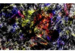 抽象,华美,艺术品104578