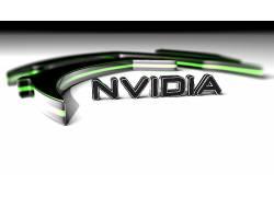 Nvidia公司,商标,3D,模糊,白色,质地,简单,抽象,景深,数字艺术,给