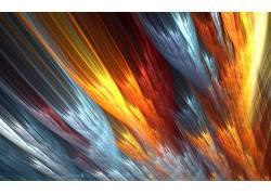 抽象,分形,华美,形状,数字艺术91562