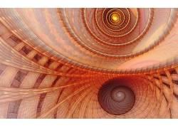 抽象,科幻小说,数字艺术,分形365876