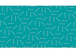 数字艺术,极简主义,抽象,蜡烛,蓝色背景,火354742