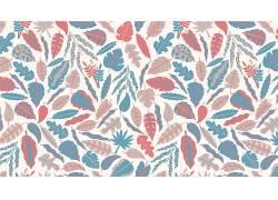 数字艺术,抽象,树叶,白色背景,质地309941
