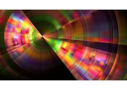 数字艺术,华美,抽象,圈,麦田圈,CGI,线,简单235018