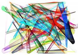 数字艺术,华美,抽象670487