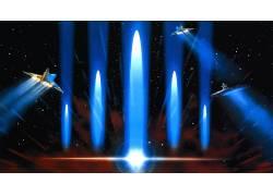 第五元素,电影,电影海报,90年代,科幻小说,飞船432996