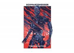 终结者,电影,科幻小说,粉丝艺术,阿诺德・施瓦辛格124292