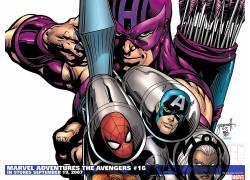 漫威漫画,电影,美国队长,蜘蛛侠,风暴(人物),X战警,鹰眼,漫画书