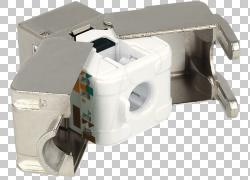 Keystone模块双绞线类别6电缆网络电缆注册插孔,其他PNG剪贴画其