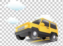 PPT创意旅游SUV图标PNG剪贴画信息图表,紧凑型车,面包车,相机图标