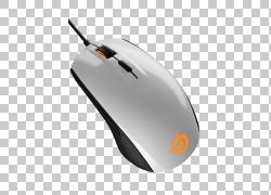 电脑鼠标SteelSeries视频游戏个人电脑游戏玩家,鼠标PNG剪贴画动图片
