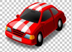 模型车玩具,红车的PNG剪贴画紧凑型汽车,汽车,运输方式,免版税,车