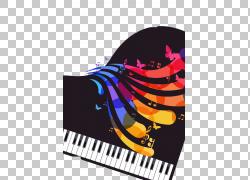 平面设计钢琴插画,钢琴训练PNG剪贴画水彩画,家具,海报,钢琴卡通,