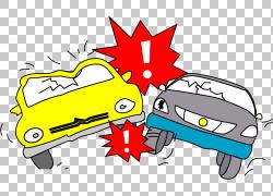 交通碰撞卡通漫画,事故PNG剪贴画汽车事故,儿童,城市,事故汽车,虚图片