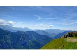 102173,地球,山,山脉,壁纸图片