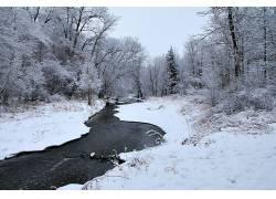 102180,地球,冬天的,壁纸图片