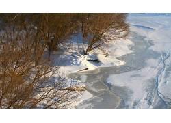 108347,地球,冬天的,壁纸图片