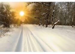 102567,地球,冬天的,壁纸图片