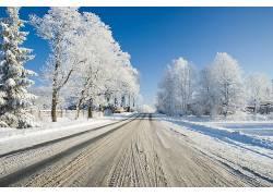 102571,地球,冬天的,壁纸图片
