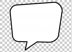 汽车黑色和白色,聊天泡泡,白色消息PNG剪贴画角度,白色,矩形,对话