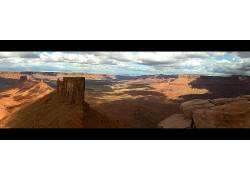 16376,地球,峡谷,峡谷,沙漠,风景,壁纸