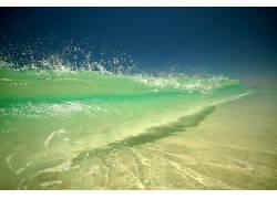 71512,地球,波浪,壁纸