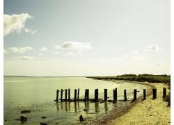 海岸美景壁纸图片