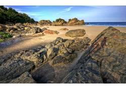111155,地球,海滩,壁纸图片