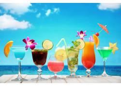 861340,食物,鸡尾酒,喝酒,夏天,玻璃,水果,壁纸图片