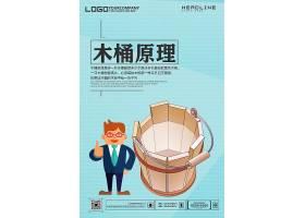 木桶原理地产海报