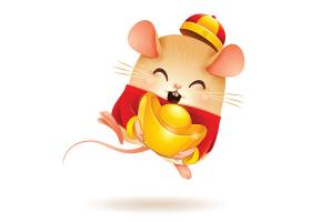 老鼠卡通形象