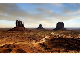 218164,地球,风景,摄影,天空,荒地,岩石,石头,山,沙,沙漠,领域,云