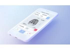 苹果手机贴图样机 (1)