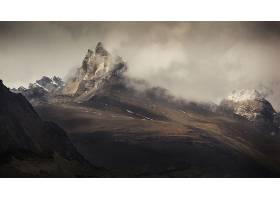 247704,地球,山,山脉,风景,云,壁纸