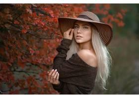 1030717,女人,模特,妇女,女孩,白皙的,蓝色,眼睛,帽子,壁纸
