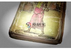 书籍样机模板素材 (109)