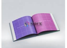 书籍样机模板素材 (65)