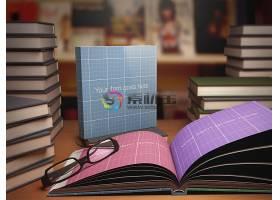书籍样机模板素材 (70)