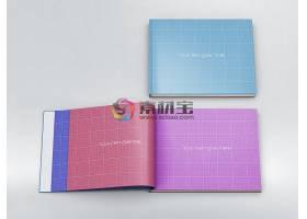 书籍样机模板素材 (75)