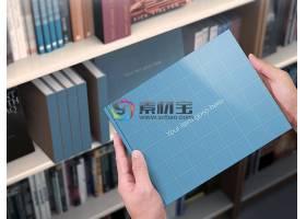 书籍样机模板素材 (78)