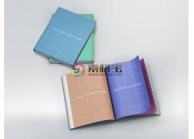 书籍样机模板素材 (83)