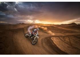运动,摩托车越野赛,泥土,摩托车,风景,壁纸图片