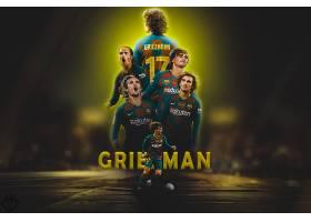 运动,安托万,格里兹曼,足球,运动员,文件比较,巴塞罗纳,法语,足球