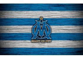 运动,奥林匹克,de,马赛,足球,俱乐部,标识,象征,壁纸(14)