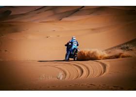 运动,竞赛,摩托车越野赛,运动,沙,沙漠,风景,壁纸